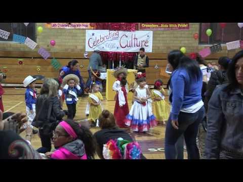 Hispanic Heritage Celebration at Veterans Memorial Family School