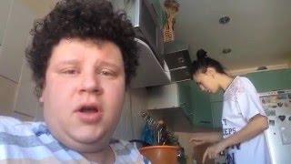 Вайн от Кулика: Доброе утро всем, с Ригиной завтракаем! (#ЕвгенийКулик)