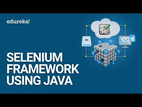 Selenium Framework using Java | Selenium Tutorial