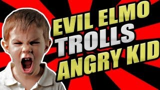 "Sid The Squeaker Makes Kid ANGRY- ""Black Ops 2 Trolling"""