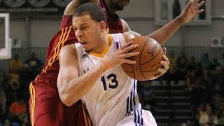 Seth Curry - Highlights of 2013-14 NBA D-League Season
