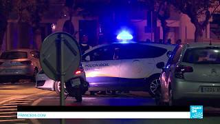 As it happened: Car ram into crowd in Cambrils, Spain, killing one woman and injuring 7 people
