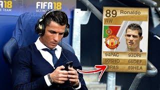 Footballers & Their Old Fifa Card Ratings! | Ft Ronaldo, De Bruyne & More