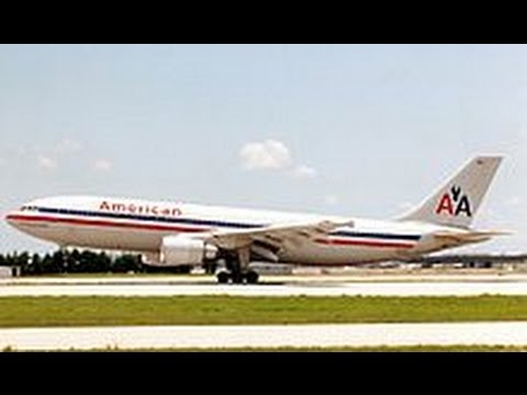 American 587 FSX Memorial Flight New York JFK to Las Americas Dominican Republic