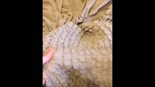 Обзор ткани чехлов.