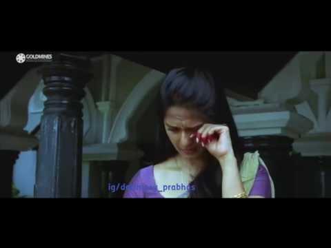 Prabhas and Anushka-Mirchi emotional Scene | Pranushka video manip | Khatarnak Khiladi | Mirchi