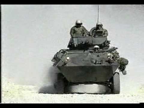 USMC Light Armored Vehicle-25 (LAV-25)