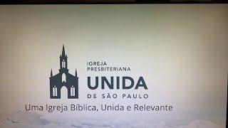 CONEXÃO COM DEUS AO VIVO - Igreja Presbiteriana Unida de São Paulo - 22/02/2021