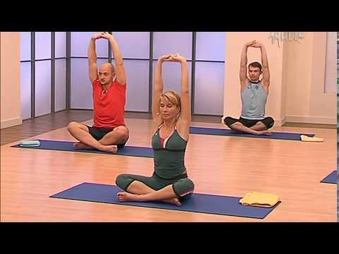 Гимнастика для тела и духа для начинающих видео уроки
