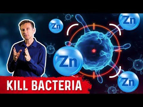 Zinc Starves Deadly Bacteria