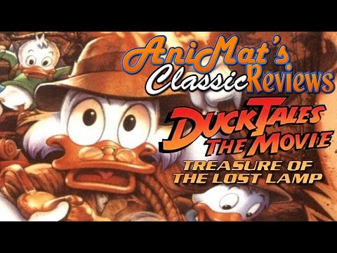 ducktales-the-movie:-treasure-of-the-lost-lamp---animat's-classic-reviews