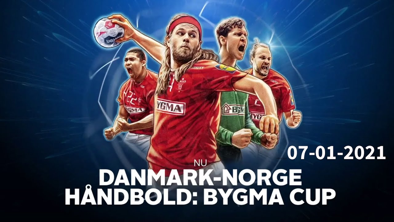 Download Denmark - Norway. Handball (07-01-2021) Bygma Cup
