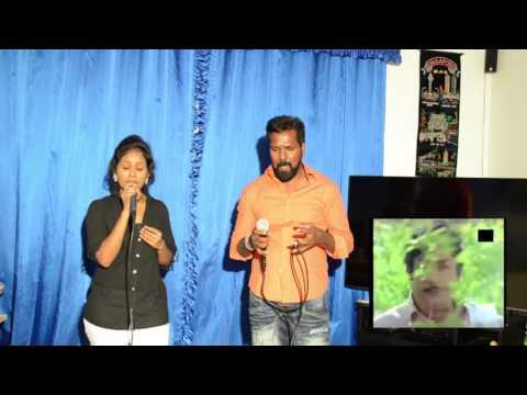 Poongatru Thirumbuma - N.S.T. - Karaoke
