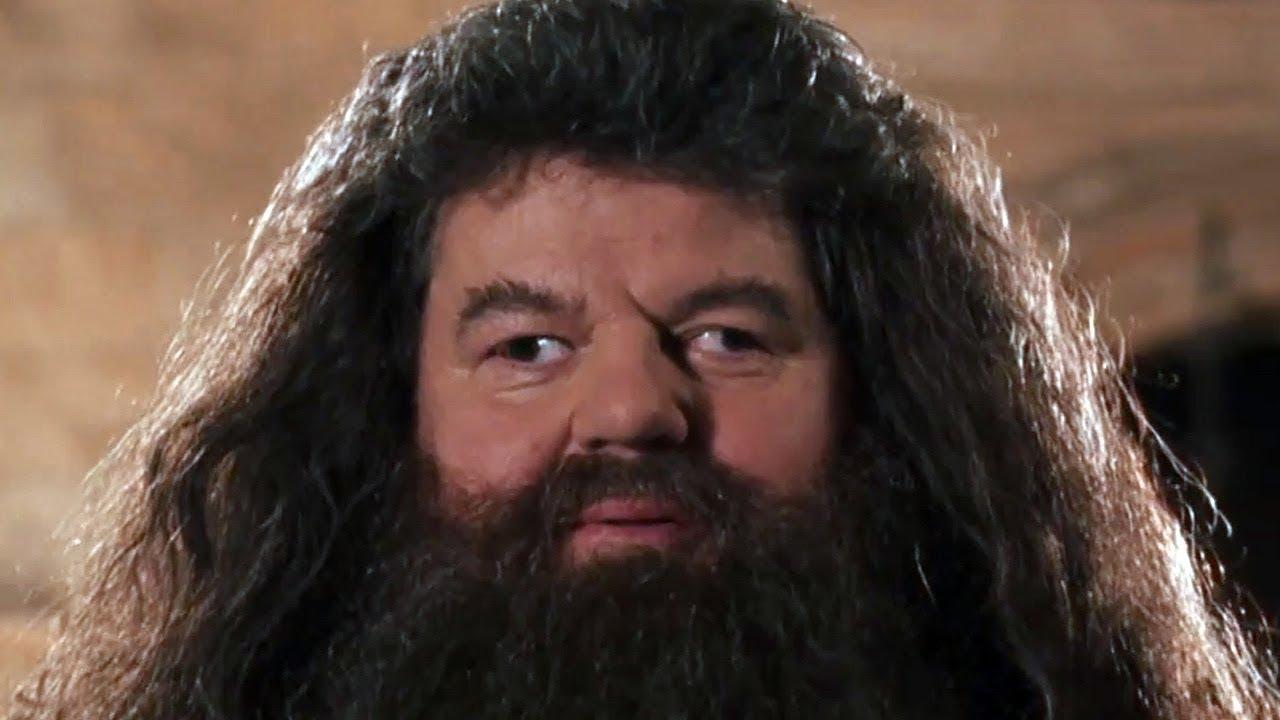Schauspieler Hagrid
