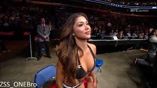 UFC Ring Girl Arianny Celeste UFC210ppv