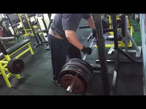 Lapovo Powerhouse Gym  // 240kg // 😉
