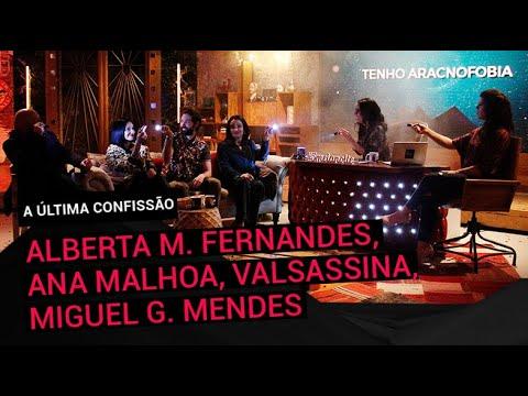 """""""A Última Confissão"""" c/ Alberta Marques Fernandes, Ana Malhoa, Diogo Valsassina e Miguel G. Mendes"""
