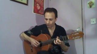 Dun Ringill - Jethro Tull (guitar cover)