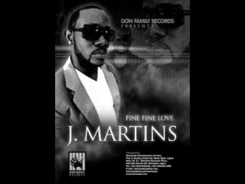 J. Martins - Fine Fine Love (Official Audio)