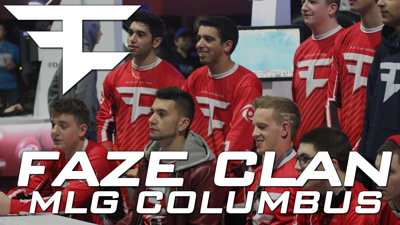 FaZe @ MLG Columbus 2013 - YouTube  FaZe @ MLG Colu...