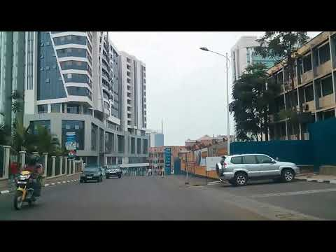 Visit RWANDA and KIGALI downtown   Beautiful cleanest City in Africa
