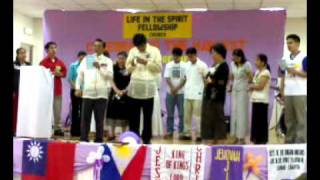 LSF AT LINKOU, TAIWAN - (LIFE IN THE SPIRIT FELLOWSHIP) Celebrating The Harvest - 9th Anniversary