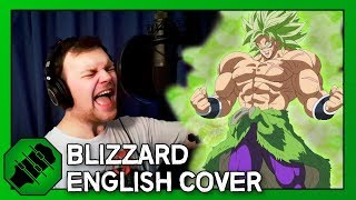 Blizzard [Full English Cover] - Kyle Brook - Dragon Ball Super: Broly [Original by Daichi Miura]