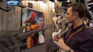 new ibanez guitars at namm 2015