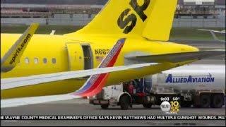 Flight Evacuated At LGA