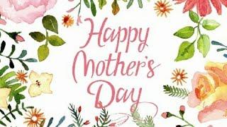 Anneler Günün kutlu olsun!!! - Animasyonlu!