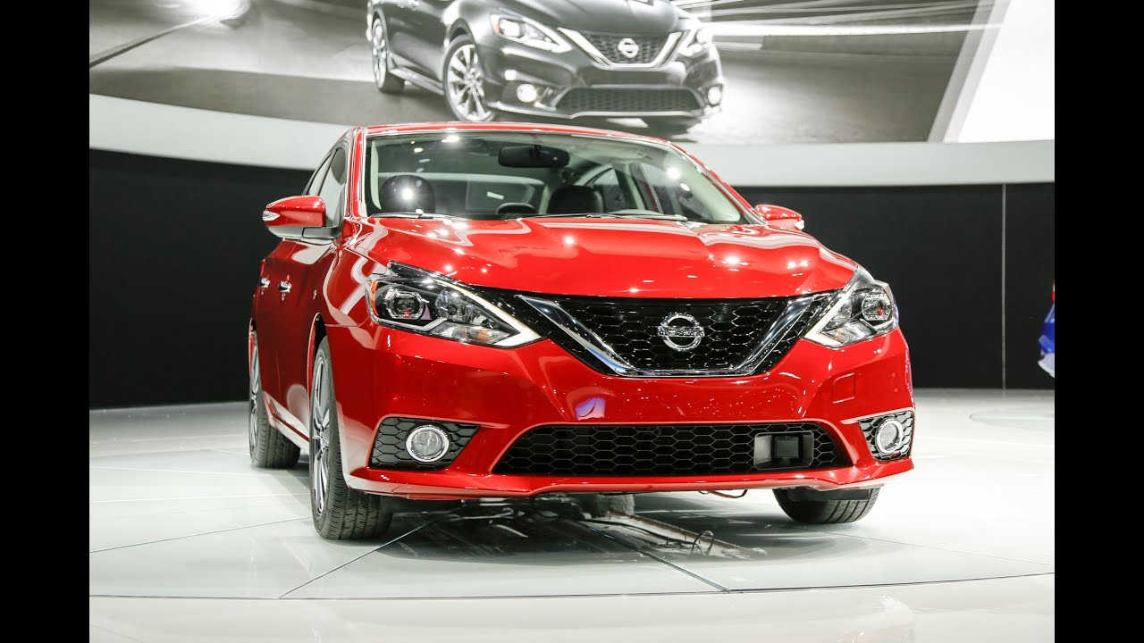 2016 nissan sentra first look review youtube