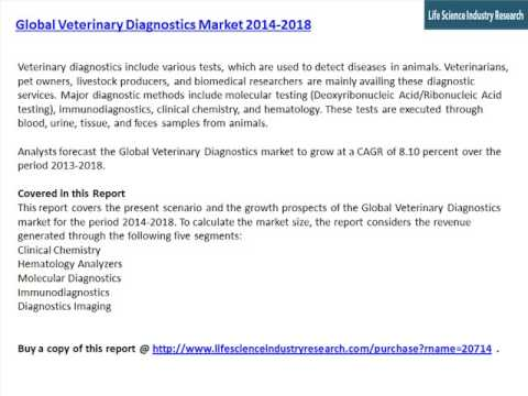 Veterinary Diagnostics Market worth 00 billion USD by 2023
