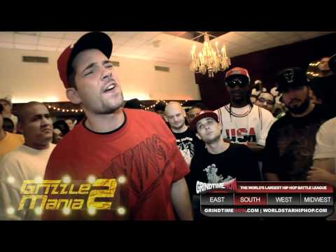 Grind Time Now presents Thesaurus vs Real Deal