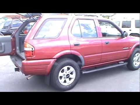 1998 isuzu rodeo ls sport utility 4d youtube. Black Bedroom Furniture Sets. Home Design Ideas