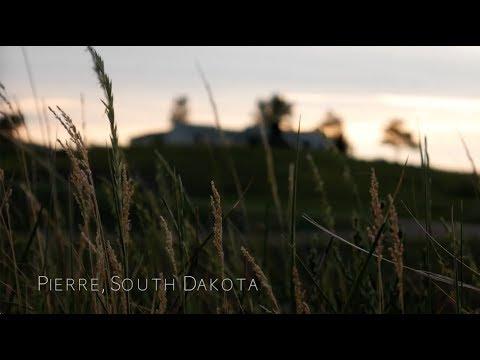 Pierre, South Dakota (4K)