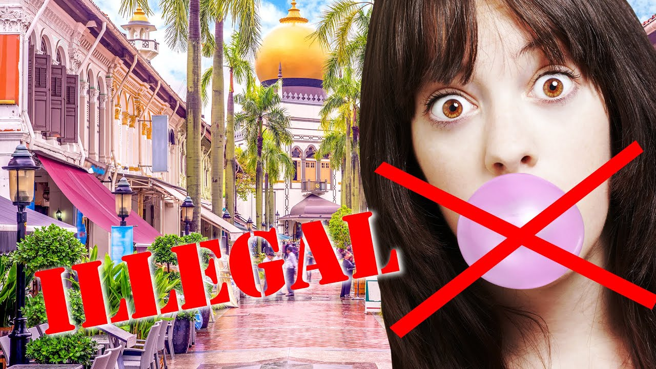 The Weirdest Laws From Around the World!