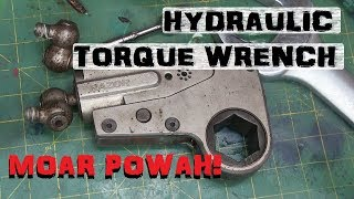 boltr hydraulic torque wrench