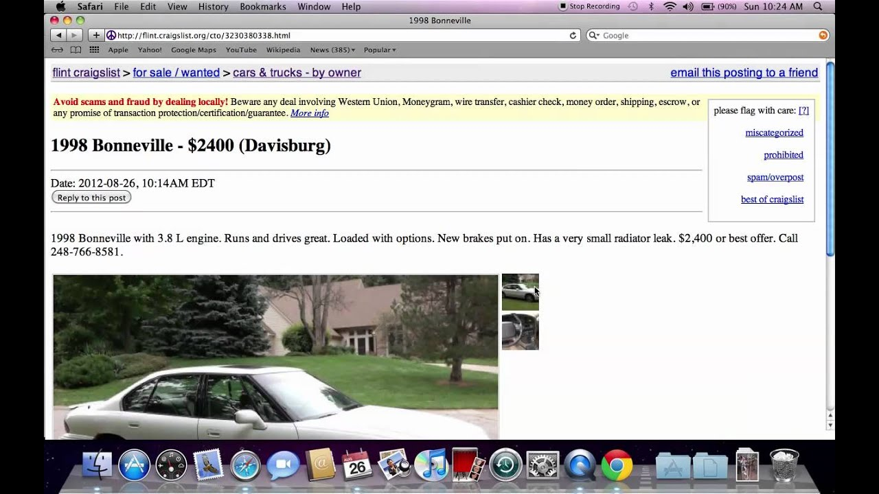 Craigslist Flint Michigan Used Cars And Trucks Popular