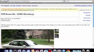 Craigslist Cars For Sale By Owner Skagit County