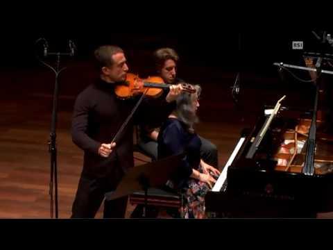 Martha Argerich, Karin Lechner, Sergio Tiempo 2016
