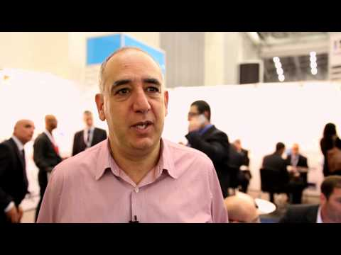 South African and Israeli companies do business at AfricaCom