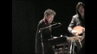 Bob Dylan, Accidently Like A Martyr , Boston 16th November 2002