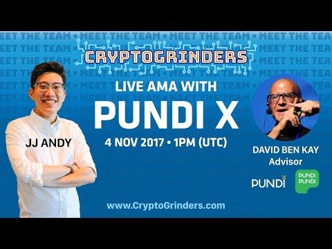 PundiX - Live AMA with David Ben Kay