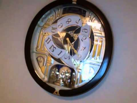 Seiko Musical Clock
