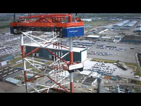 Rowan Viking rig upgrade by Damen Shiprepair Vlissingen