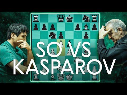 Ultimate Blitz Chess - Victoria de Nakamura en la vuelta de Kasparov Hqdefault