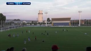 TURRIS TURNU MAGURELE - FC UNIVERSITATEA CRAIOVA 1948 REPRIZA 2