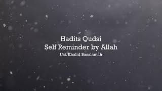 Gambar cover Ust. Khalid Basalamah - Self Reminder dari Allah (Booster Ceramah Singkat)
