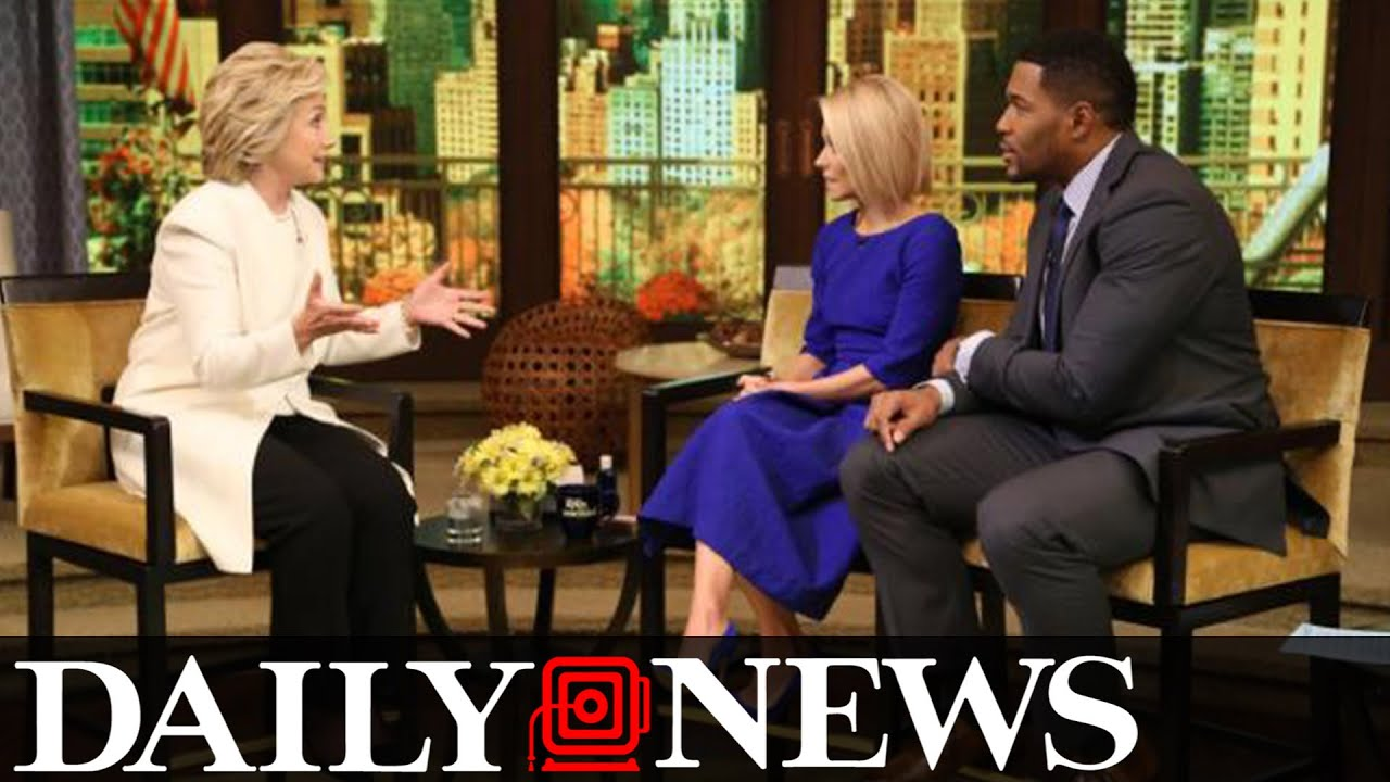 Good Morning America Watch Live : Michael strahan leaving 'live with kelly and for