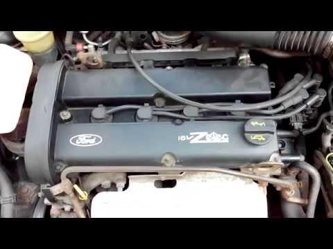 Звук непрогретого двигателя Форд Фокус Zetec E 1.8 | Sound cold engine Ford Focus Zetec E 1.8